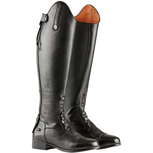 Short Wide Holywell Leather Field Ladies Black Boots Tall Dublin fO4qa