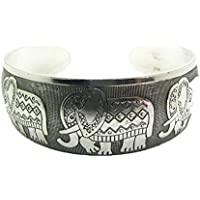 Meolin Vintage Woman Open Cuff Bracelet Jewelry Ethnic Wide Bangle