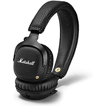 Amazon.com  Marshall Major II Bluetooth On-Ear Headphones d2a28edd698fd