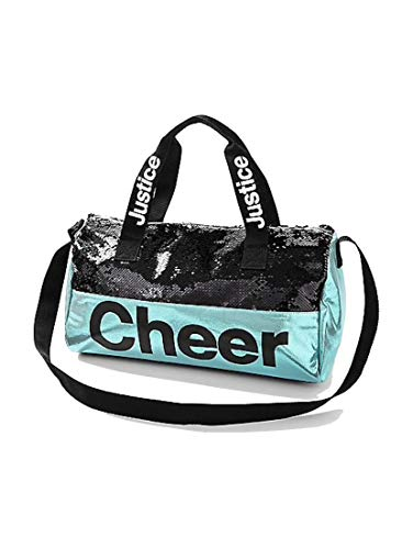 Justice Flip Sequin Duffle Bag (Cheer)]()