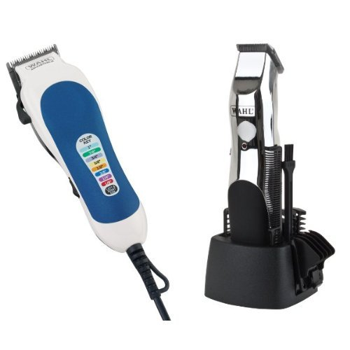 Wahl Colour Pro Clipper Kit with Rechargeable Groomsman Trimmer product image