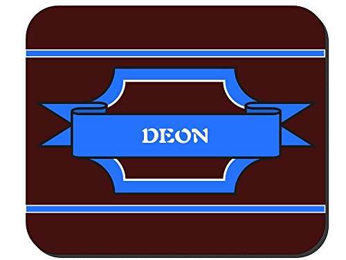 Deon - Boy Name Mouse Pad
