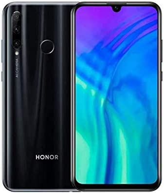 Huawei Honor 20 Lite Dual SIM 128GB 4GB RAM Black: Amazon.es ...