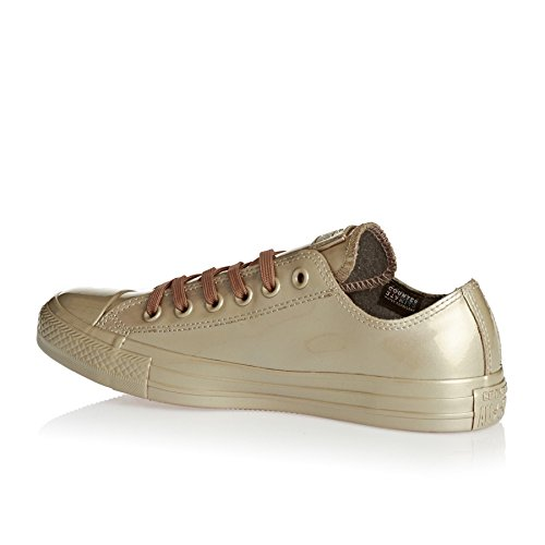 Converse Chuck Taylor All Star - Zapatos de lona, unisex Blush Gold Mono Rubber