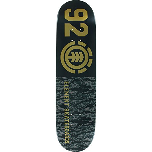 element-92-tiger-skateboard-deck-80-featherlight-deck-only