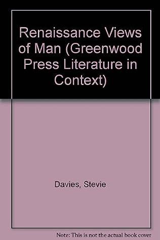 book cover of Renaissance Views of Man
