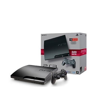 PlayStation 3 320GB System by Sony