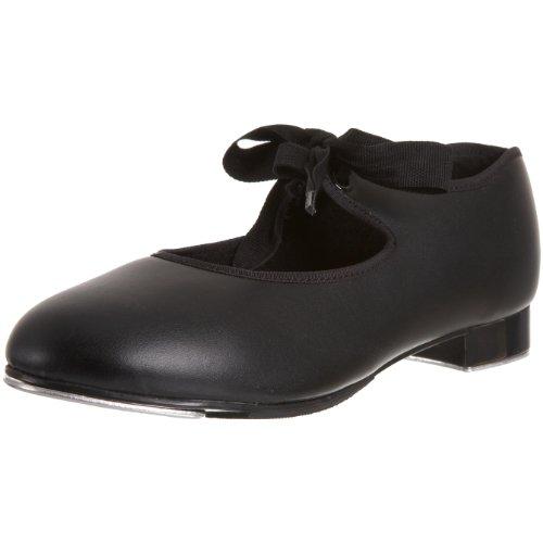 Capezio PU JR Tyette tap, Chaussures danse femme - Noir-V.6, 40 EU