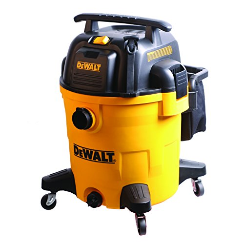 DeWALT 12 Gallon Poly Wet|Dry Vac