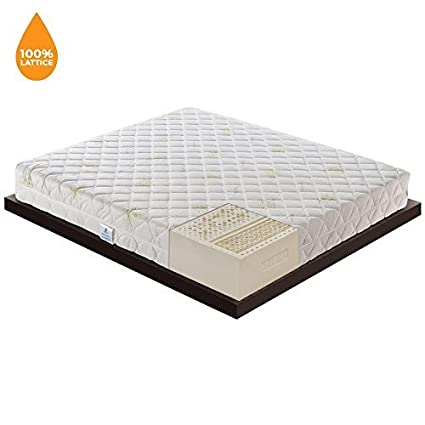 Materasso Havana 100% Lattice 7 Zone Differenziate Sfoderabile Aloe ...