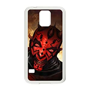 I-Cu-Le Customized Print Star Wars Hard Skin Case For Samsung Galaxy S5 I9600