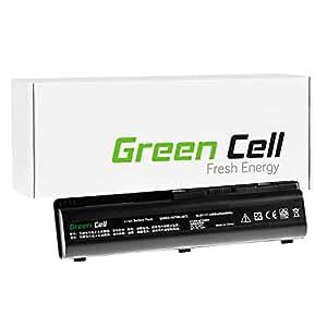 Green Cell® Portátil Batería para HP Compaq Presario CQ40-711BR Ordenador (4400mAh)