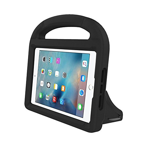 Super Slim Smart Cover Case for Apple iPad Air 1 (Black) - 6