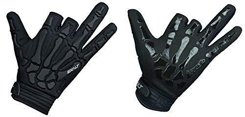 Exalt Paintball Death Grip Glove - Black - Small by Exalt