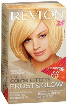 Rev Frst/Glw Highlght Blo Size 1ct Revlon Color Effects Frost & Glow Highlights Bloned ()