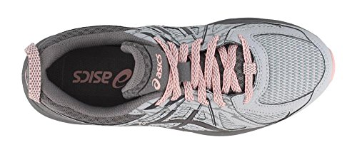 5 Women's Running Frequent 1012A022 Trail Grey 8 Mid ASICS Shoe Carbon 5nOpvqpw
