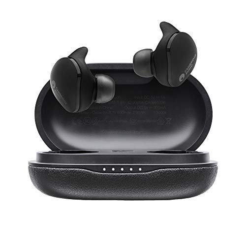 Cambridge Audio Melomania Touch Draadloze Oordopjes – 50 uur Batterijduur, Bluetooth 5.0 In-Ear Koptelefoon Oortjes met…