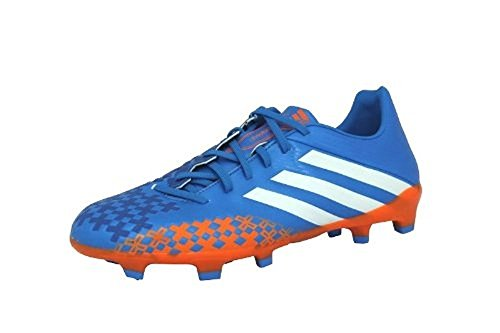 Adidas Predator Absolado LZ TRX FG Fussballschuhe pride blue-orange-running white - 39 1/3