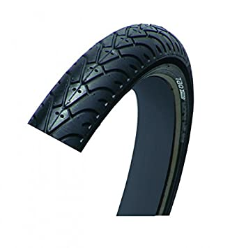 Taq Pro More Miles 1 47 507 Bicycle Tyres 24 X 1 75 Black Amazon Co
