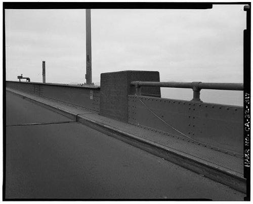 Photo: San Francisco Oakland Bay Bridge,California,CA,HABS,San - Fran Shopping San Map