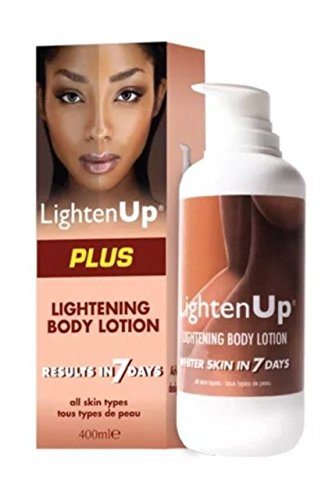 LightenUp Lightening Body Lotion With Pump 400ml