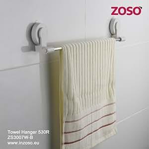 Percha para toallas 530 - ZOSO - Productos de ventosa super potentes