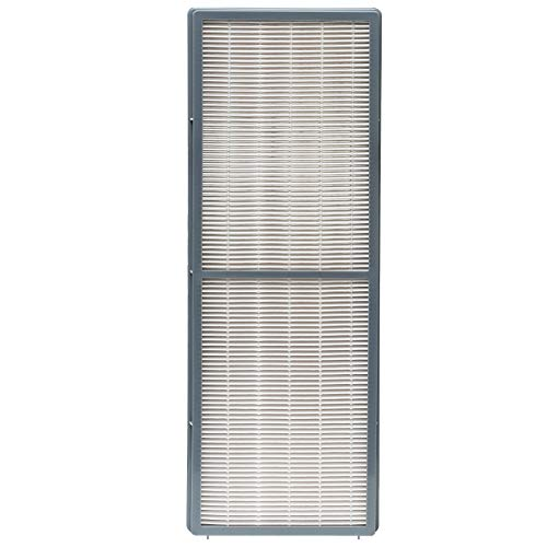 (LifeSupplyUSA Replacement HEPA Filter fits Hunter 30960 QuietFlo Tower Air Purifiers 30735, 30736, 30780)