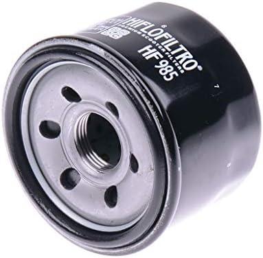 Filtro de aceite Hiflo negro Premium Scooter Filter Tmax 500 SJ06 ...
