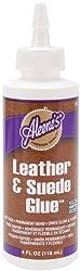 Aleene's 15594  Leather & Suede Glue