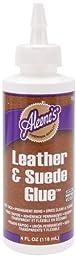 Aleene\'s Leather & Suede Glue 4oz