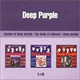 Shades Of/Book Of Taliesyn/Deep Purple [Australian Import] by Deep Purple (2000-11-28)