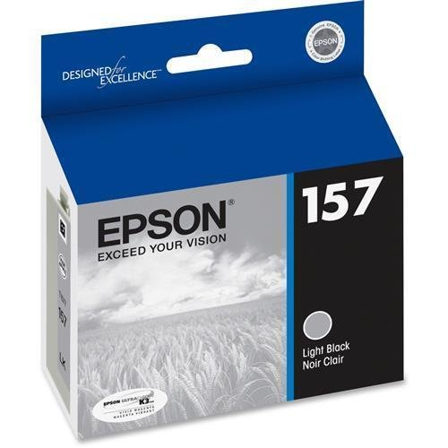 EPST157720 - Epson UltraChrome K3 T157720 Ink Cartridge - Light Black