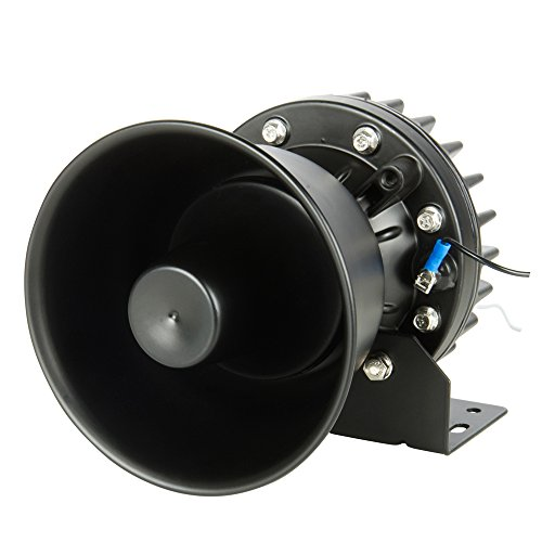 Siren Speaker High Performance (Capable with Any 200W Siren) (200w Horn)
