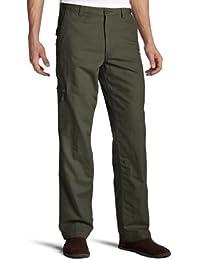 Dockers Men's Big & Tall Comfort Cargo D3 Classic Fit Flat Front Pant