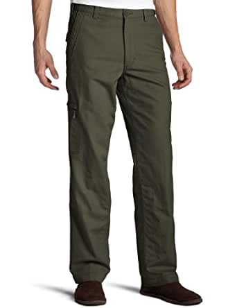 Dockers Men's Comfort Cargo D3 Classic Fit Flat Front Pant,Rifle Green,30x30