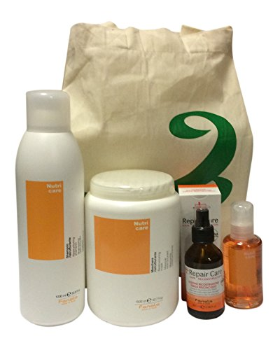 Price comparison product image Fanola Nutri Care Restructuring Kit for Very Dry Hair Made in Italy