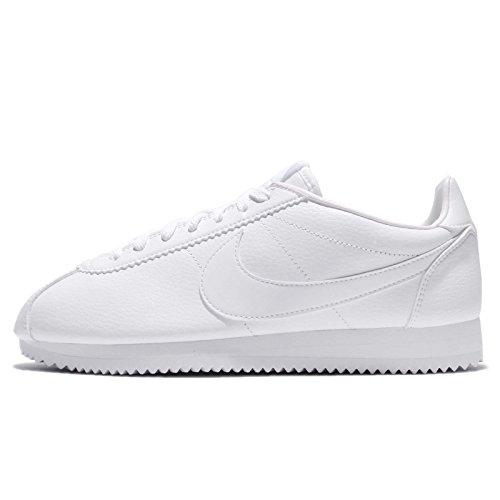 (ナイキ) クラシック コルテッツ レザー メンズ ランニング シューズ Nike Classic Cortez Leather 749571-111 [並行輸入品]