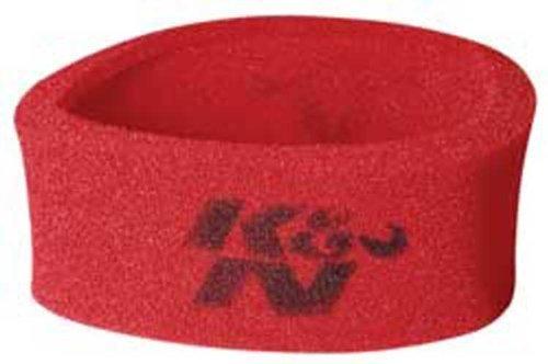 K&N 25-3750 Red Air Filter Foam Wrap by K&N