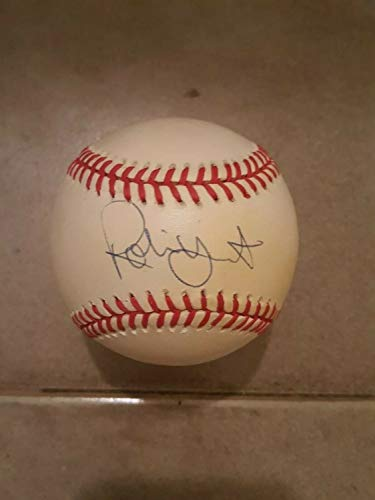 Robin Yount Hof Autograph Autographed Signed Official American League Baseball With Memorabilia PSA/DNA ()