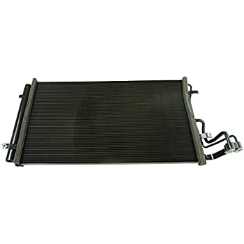 AC Condenser A//C Air Conditioning with Receiver Dryer for Elantra Forte