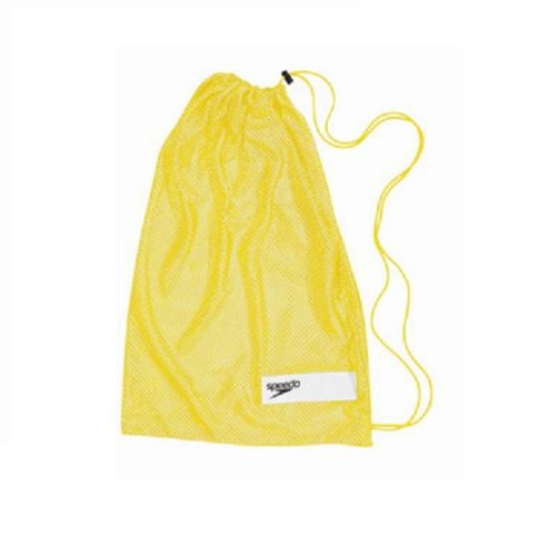 (Speedo Mesh Equipment Bag, Lemon Glow)