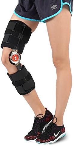 Soles Knieorthese – Verstellbare ROM Knieschiene (SLS311)
