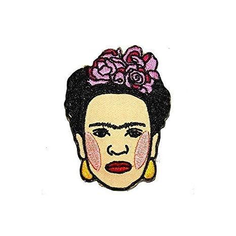Frida Kahlo Parche con Plancha: Amazon.es: Juguetes y juegos
