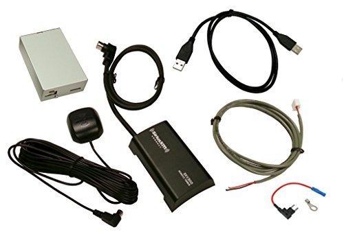 GSR-024 SiriusXM satellite radio interface and tuner kit for select 2014+ Honda vehicles (Satellite Interface Radio)