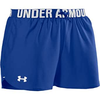 """Women's Play Up 3"""" Short Bottoms by Under Armour Extra Large Wish"""