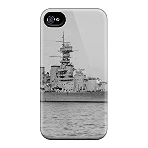 Fashion Protective Hms Hood Case Cover For Iphone 4/4s by mcsharks
