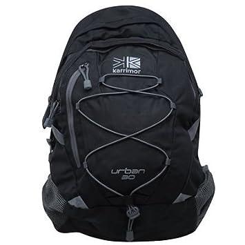 6f9d1590d6 Karrimor Urban Rucksack Black 30 Litre  Amazon.co.uk  Sports   Outdoors