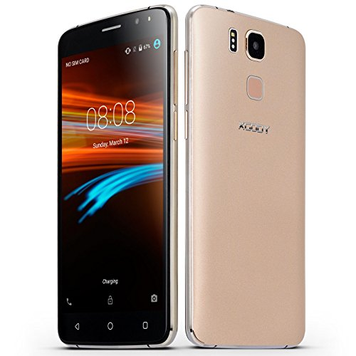 Xgody Y17 ROM 8GB 6 Inch Android 5.1 Lollipop Cell Phones