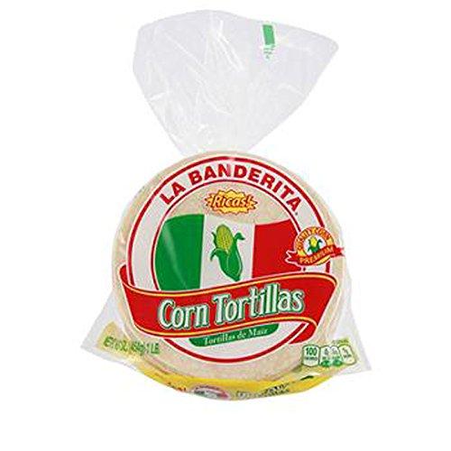 la banderita corn tortillas - 8