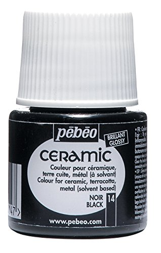 Pebeo Ceramic Enamel Effect Paint